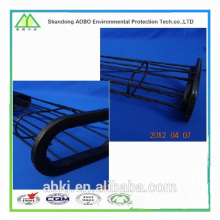 High temperature organo silicone filter cage