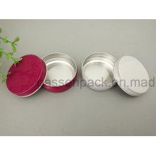 2oz Farbiges Glas für kosmetische Blam Verpackung (PPC-ATC-0104)