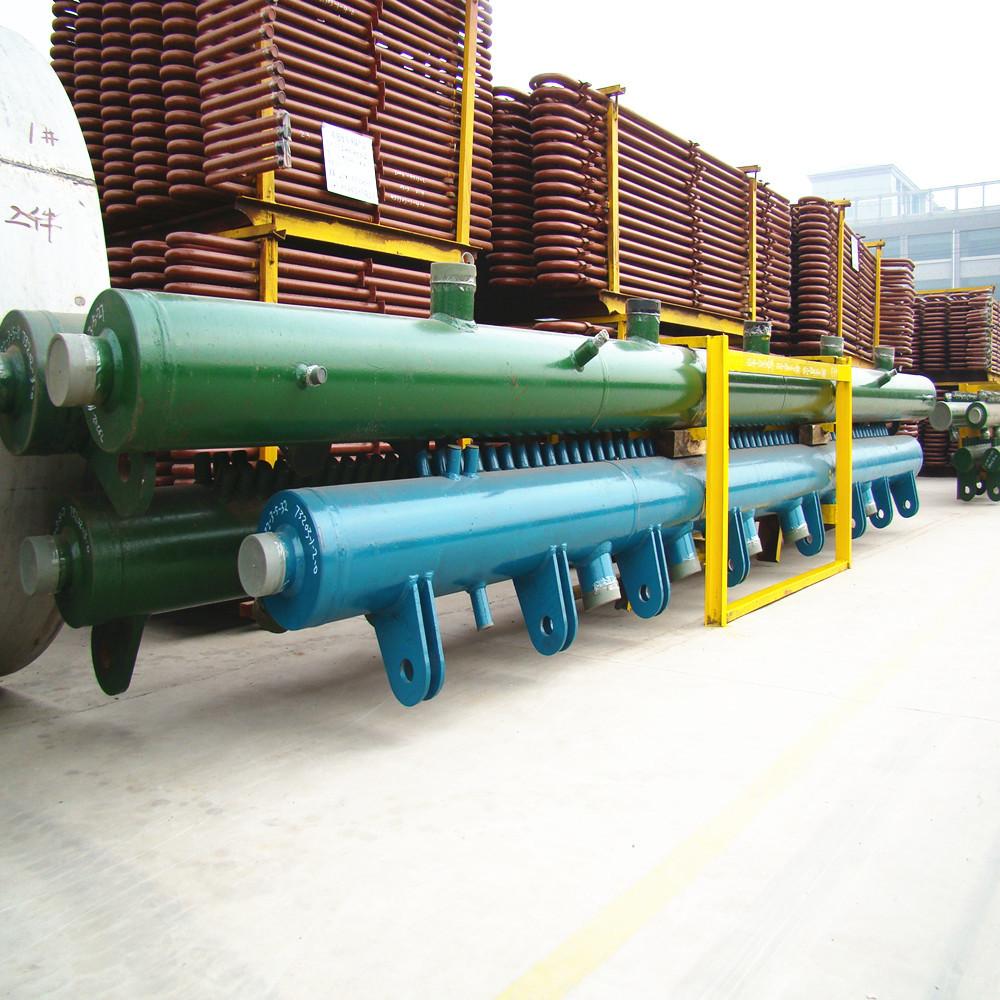 boiler header pipe