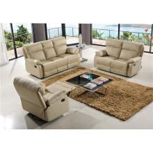 Диван гостиной с современным комплектом дивана из натуральной кожи (767)