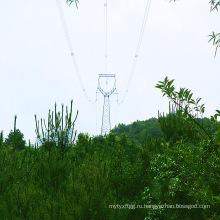 Угловая железная башня сова 220 кв