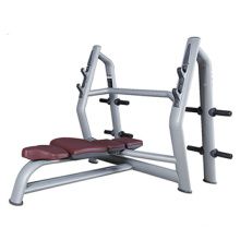 Luxury Olympic Flat Weight Lifting Bench Commercial Gym Equipment