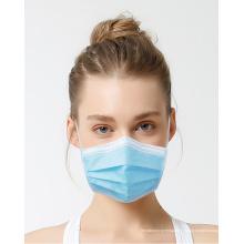 Masque facial jetable de protection en tissu soufflé par fusion médicale