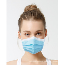 Medical Melt-blown fabric protective disposable face mask