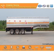 3 axles Oil transport tanker trailer 47000L