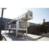 Reverse Circulation Core Air Drilling Rig Machine , Bs Ns Hs Rod Cmr1000a