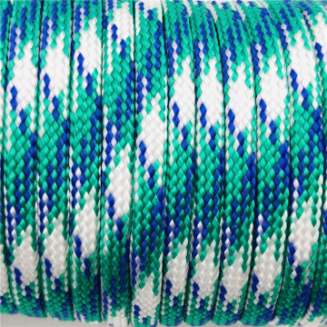 4mm Survival Kamp Polyester Paracord Halat 550