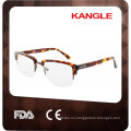 2017 Very nice design new hot handmade acetate combined with metal optical frames