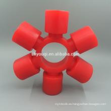 acoplador sellado cojín elastómero Bomba de agua