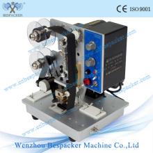 Горячая фольга лента машина кодирования на HP-241 горячее тиснение кодирования