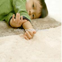 tapis de tapis shaggy coureurs doux