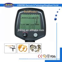 Sens de l'or, Sondes, capteur, détecteur de métal plus fin