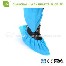 Cubierta médica desechable de los zapatos
