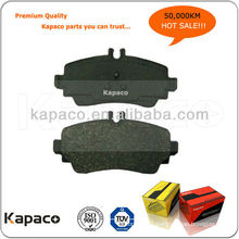 High Quality Mercedes-Benz Front Brake pad D1250-WVA23070