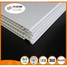 Painel de parede decorativo do PVC / materiais de construção