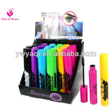 Cheap Colorful Cap Container Cosmetics Volume and Lengthening Mascara Makeup Semi-Permanent