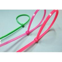 Bridas de plástico de nailon aprobadas por UL (2,5 * 100 mm)
