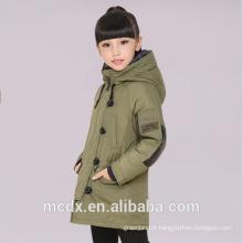 2015 Vente en gros d'enfants d'hiver à la mode