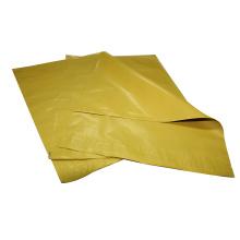 Économisez l'enveloppe postale d'emballage jaune de coût postal