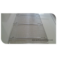 Chrome Steel Mesh Cooling Rack for Cookies