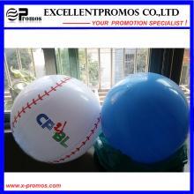 Promoción logotipo personalizado bola de playa inflable de PVC (EP-B7098)