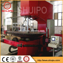 Hot Sale Sheet Metal Roll Forming Machine for Tank Production Line Dish End Making Machine