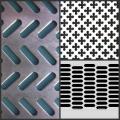 Perforiertes Metallgewebe, Stanzlochblatt für Dekoration