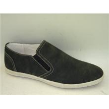 Elastic Band plana para hombre zapatos casuales Nx 520