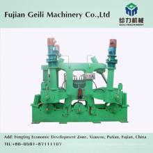 La máquina de extracción y enderezamiento para el moldeo continuo