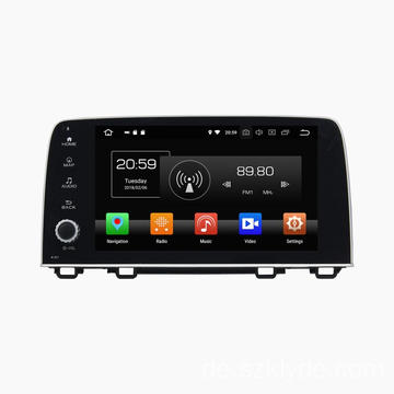 Android 8.0 Car Entertainment für CRV 2017