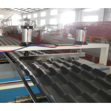 Factory Sell PVC+Asa Glazed Tiles Making Machine