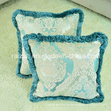 Classical Elegance Fashion Luxury Pillow Cover with Fringe