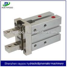 Cilindro del dedo cilindro del interruptor paralelo cilindro del sujetador neumático de la serie MH