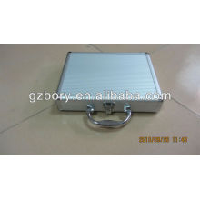 Silver Aluminium Pencil Case, Attache Case, Aluminium Briefcase