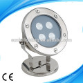 IP68 RGB High power led light underwater 18W round underwater lighting LED POOL lights