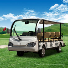 China Top Sale 14 Passengers Electric Sightseeing Car
