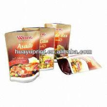 Stand-up Retort Food Bag