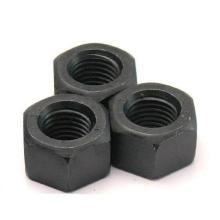 Noix lourdes structurelles à haute résistance A563 2h