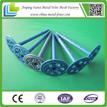 Concrete Plastic Fastener Insulation Nails for Sale