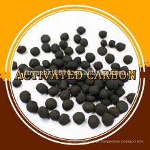 Carvão ativado esférico de nano mineral de carbono ativado