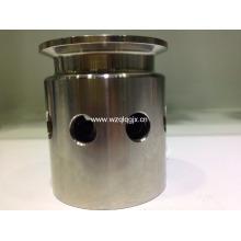 Válvulas de respiração de liberação de ar anti-vácuo de aço inoxidável sanitárias