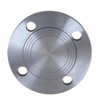 Brida de cuello de soldadura de titanio gr2 astm b381 f2 con certificación
