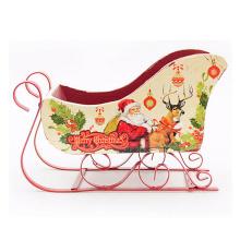 Рождество деко,сани, автомобиль,Рождество поставок украшения
