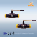 wholesale big discount lever type welded ball valve gost standard weld ball valve gas operated valve