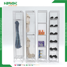 Steel Wire Mesh Locker for Storage
