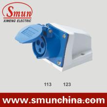 16/32A220V 3pin Industrial Plug and Socket