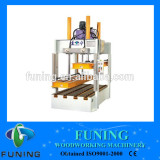 woodworking hydraulic cold press for laminates
