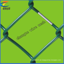 Fabricante especializado PVC Coated Chain Link Mesh