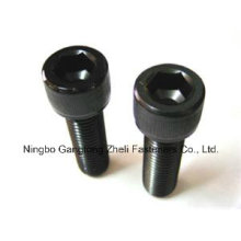 DIN9I2 Hexagon Socket Head Cap Screw Manufactory