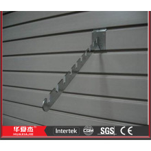Painéis de slatwall usados pvc slatwall panel slatwall panels